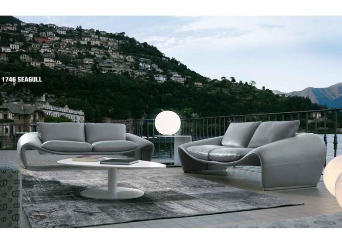 Chateau Dax Seagull Leather Sofa Amp Set