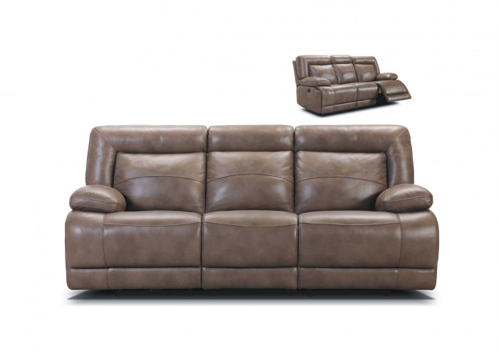 Violino Amway 3700 Leather Reclining Sofa Amp Set