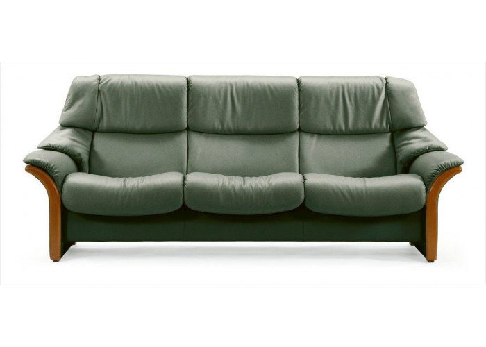 High Back Leather Sofa Ekornes Stressless Eldorado High