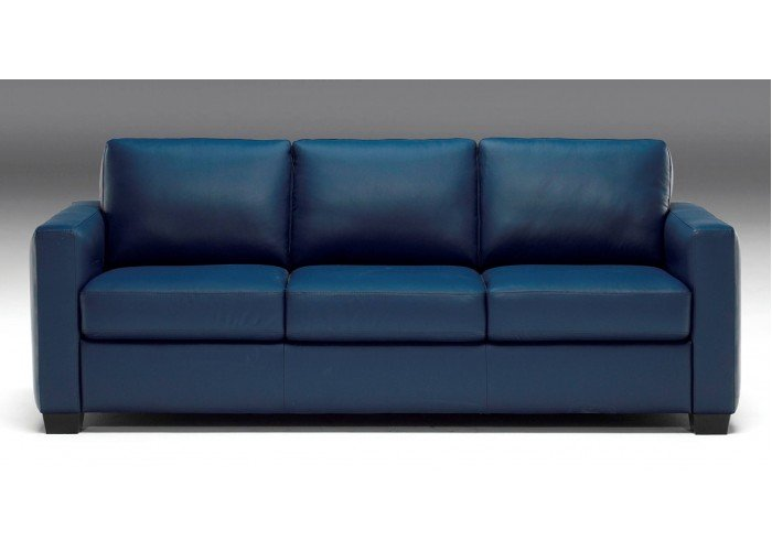 Natuzzi Editions B735 Leather Sofa Amp Set