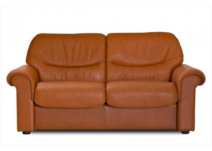 stressless liberty low back leather sofa sectional
