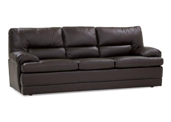 Southshore Leather Sofa Set
