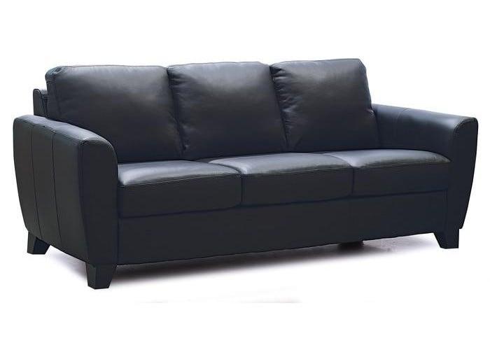 Verde Leather Sofa Set