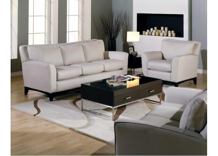 London Leather Sofa Set