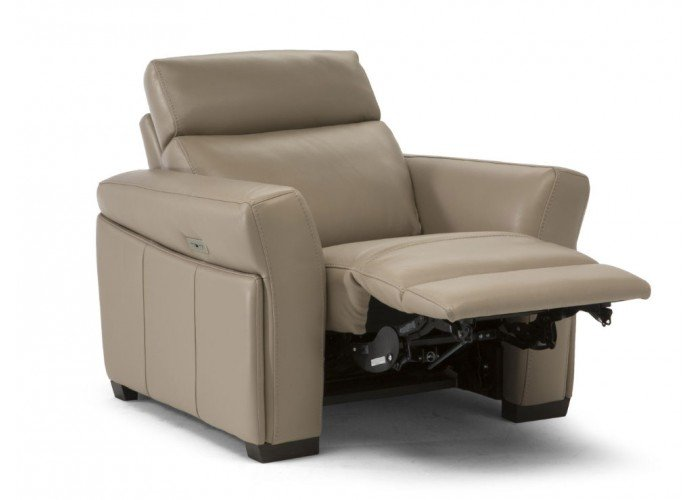 Natuzzi Editions C114 Gioviale Power Reclining Sofa