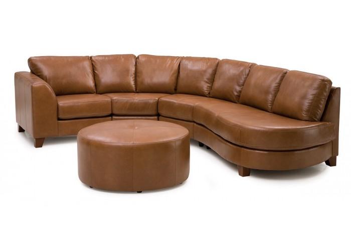 Palliser Juno Leather Sectional
