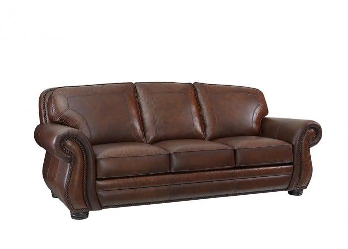 Santa Cruz Leather Sofa Set