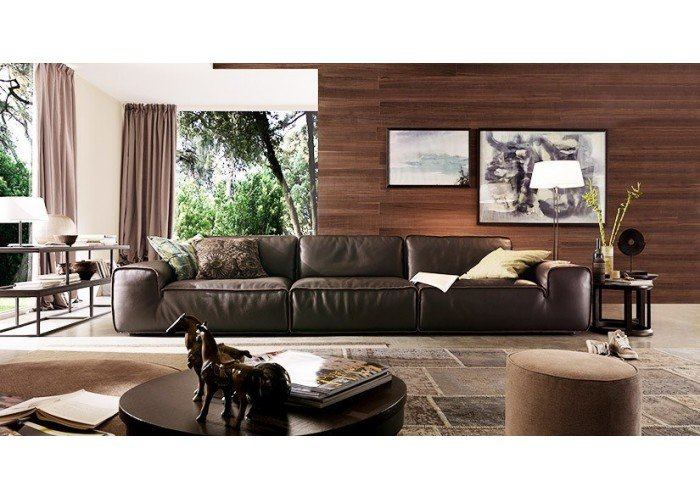 Chateau Dax Furniture Reviews: CHATEAU DAX Avenue Leather Sofa & Set