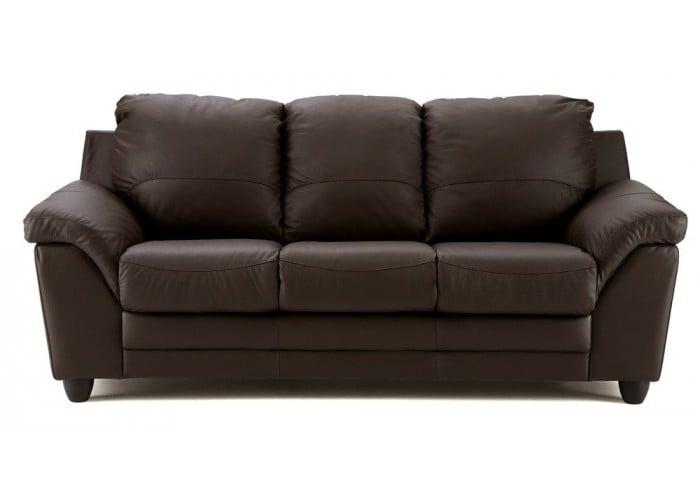 Kenia Leather Sofa Amp Set