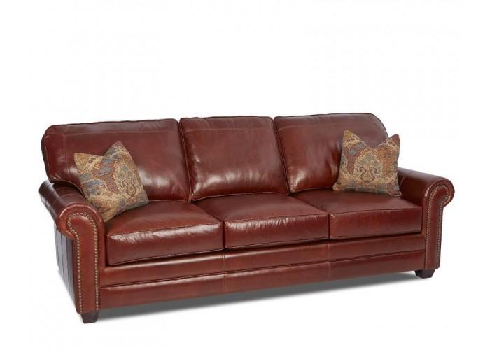 Legend Deep Seating Leather Sofa Set
