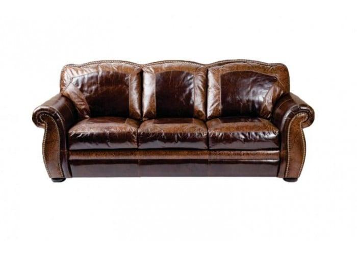 Tarknia Deep Seating Leather Sofa Set