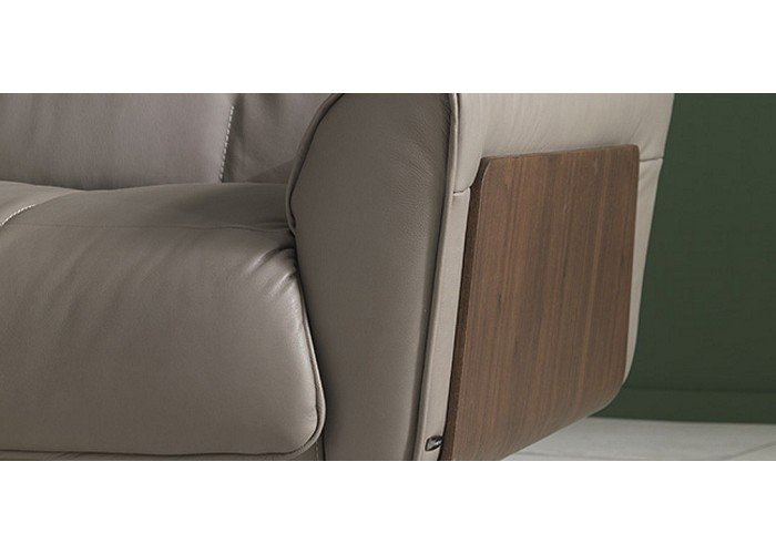 Natuzzi Editions B993 Talento Leather Sofa Amp Set