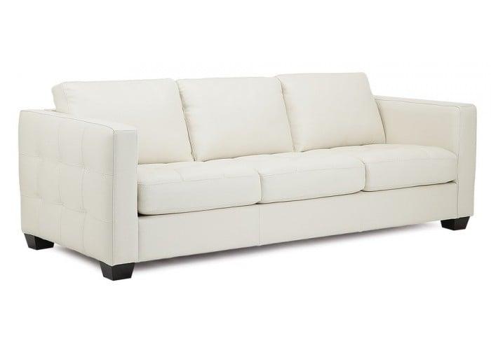 barkley leather sofa   set