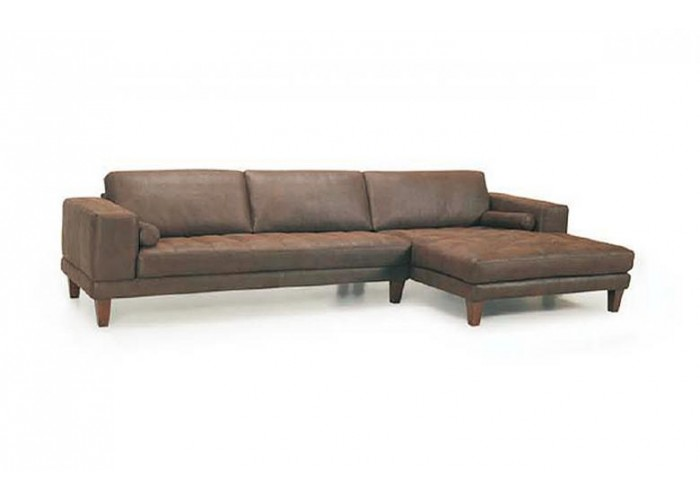 Violino Cantoni 30538 Leather Sectional