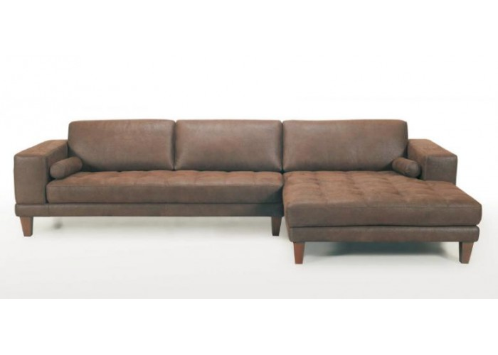 Violino Cantoni 30538 Leather Sectional