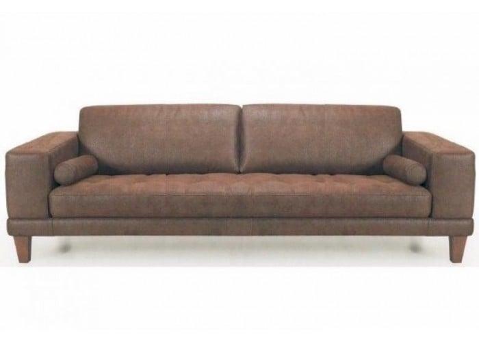 Cantoni Leather Sofa Amp Set