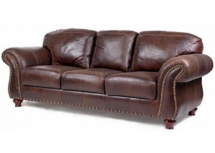 Colorado Leather Sofa Set