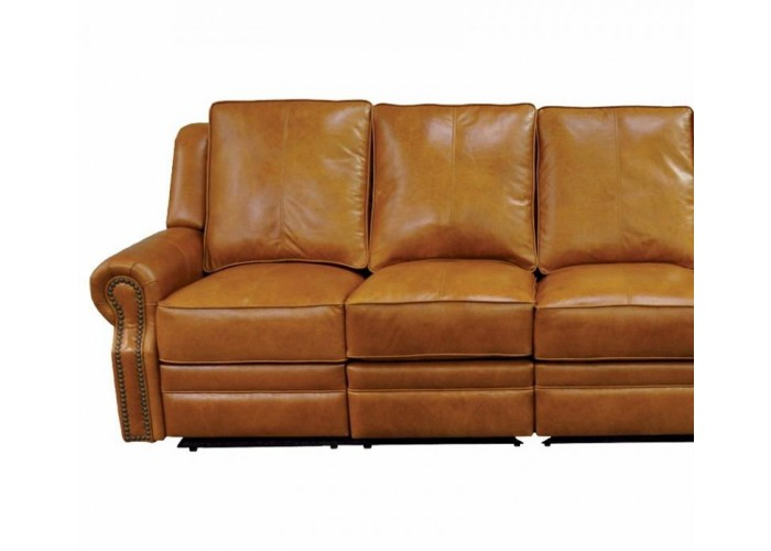 leather sofa charlotte nc leather reclining sectional 6892