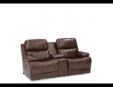 Kenyon Leather Reclining Sofa & Set