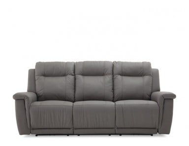 Ridley Leather Reclining Sofa & Set