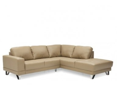 Gallaway Leather Sectional