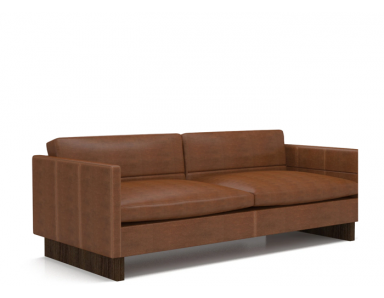 Nathaniel Leather Sofa or Set