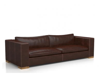 Quest Leather Sofa or Set