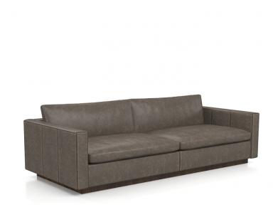 Wallace Leather Sofa or Set