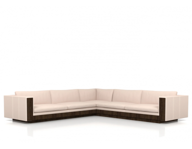 Whisper Leather Sectional