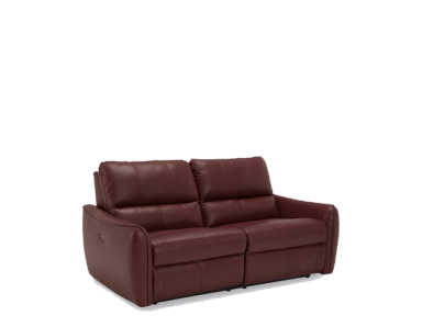 Larsen Bay Power Reclining Leather Sofa & Set