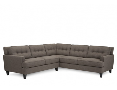 Natalia Leather Sectional