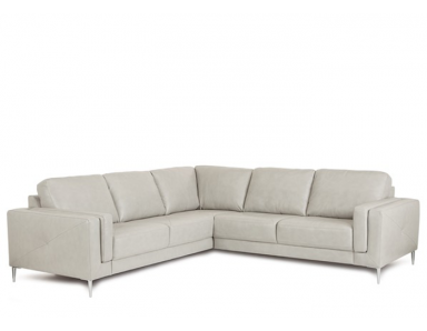 Santana Leather Sectional
