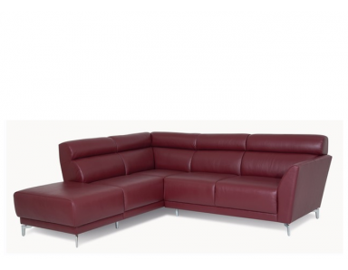 Muzo Leather Sectional