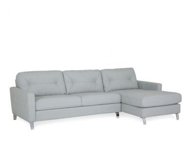Caldas Leather Sectional