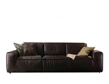 CHATEAU DAX Avenue Leather Sofa & Set