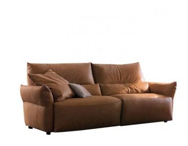 CHATEAU DAX Emma Leather Sofa & Set