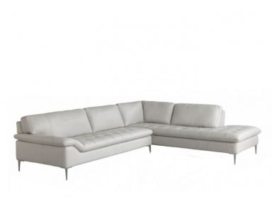 Gio Leather Sectional