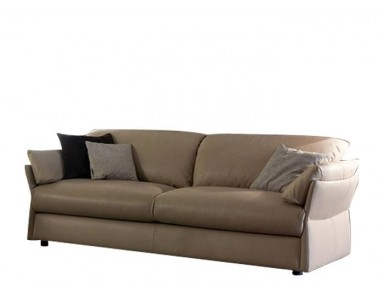 CHATEAU DAX Lady T Leather Sofa & Set