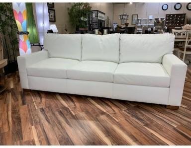 New Floor Model Napa 96 Inch Sleeper Sofa Take 50% Off