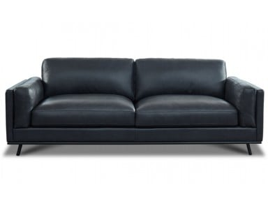 Brand New Largo Leather Sofa Take 50% Off (3 Available)