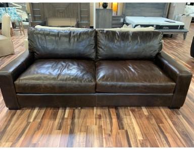 New Floor Model Napa 96 In 2 Seat Sofa Take 50% Off
