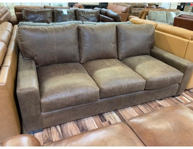 New Floor Model Napa 90 in Sofa Brompton Matte Take 50% Off