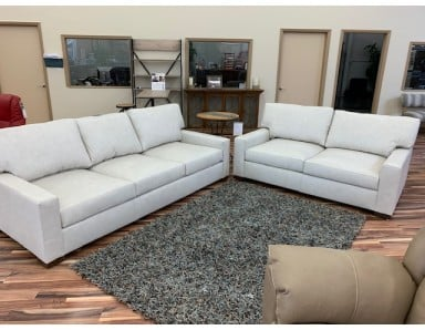 New Clearance Napa 96 inch Sofa and Loveseat Take 50% Off