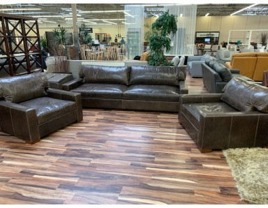 Brand New Napa 108 in Sofa And 2 Chairs Take 50% Off