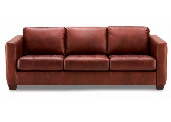 Barkley Leather Sofa Amp Set