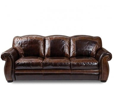Flores Leather Sofa & Set