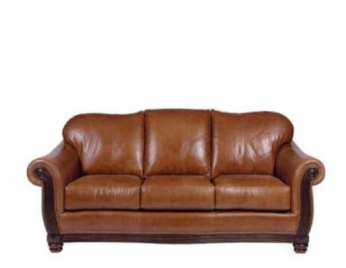 Vail Leather Sofa or Set