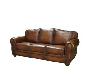Waldorf Leather Sofa & Set