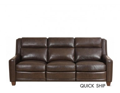 Abel Leather Power Reclining Sofa