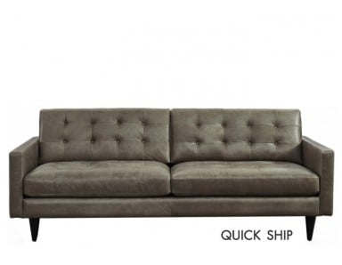 Henna Leather Sofa & Set
